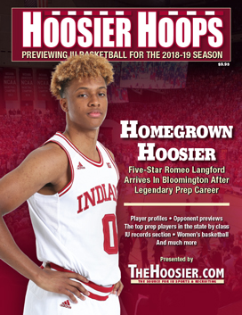 2018 indiana basketball preview magazine coman publishing co